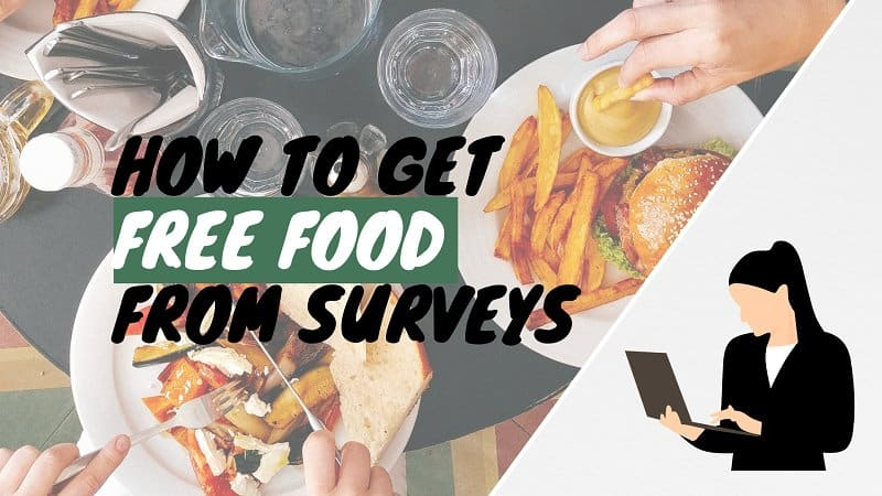 Food Surveys: Top Surveys For Free Food